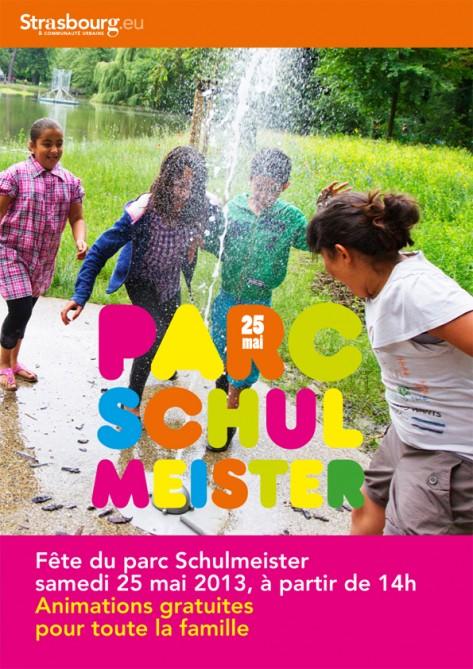 Fête Parc schulmeister 2013