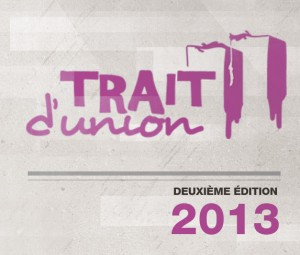 TRAIT d'union logo