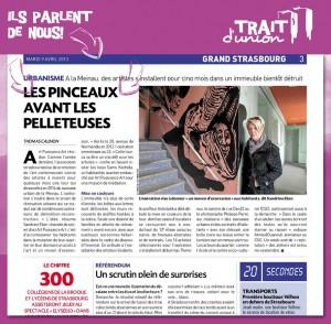journal, 20minutes, strasbourg, avril, 2013