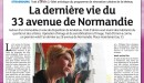 Article DNA 24 avril 2013. La dernière vie du 33 avenue de Normandie